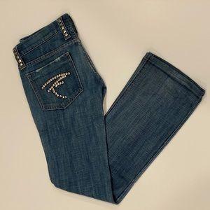 Frankie B. Studded Jeans
